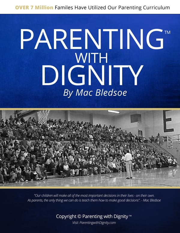 Parenting with Dignity Workbook Color Cover